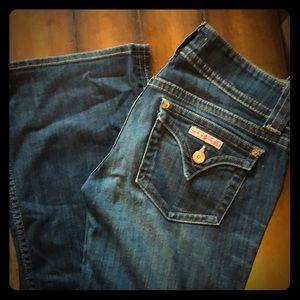 Like new Hudson jeans